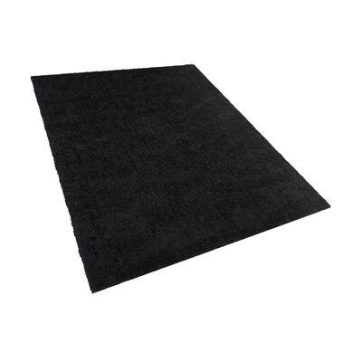 Matta 160 x 230 cm svart DEMRE