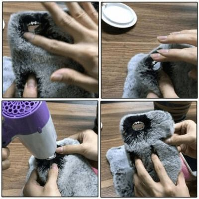 Samsung S10e Gosig & Fluffigt Skal Fluff®