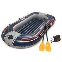 Bestway Gummibåt Hydro-Force med pump och åror blå 61083