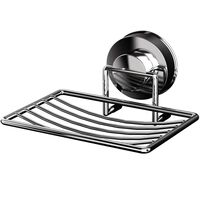 RIDDER Tvålfat för dusch 13x12x7,7 cm krom 12040100