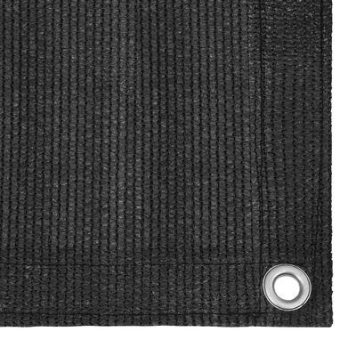 vidaXL Tältmatta 400x700 cm antracit