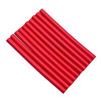 10x Böjbara Hårspolar - 5 cm