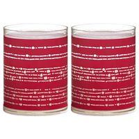 Bolsius Sparkle Lights 6 st Ribbon Red 103622396741