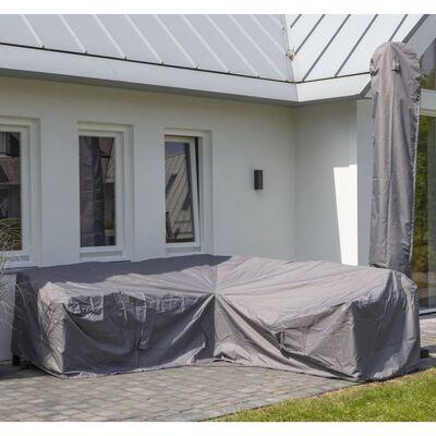 Madison Överdrag till loungegrupp 235x235x70cm grå