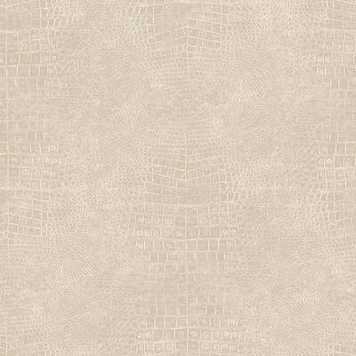 Noordwand Tapet Croco beige, Beige