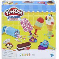 Play-Doh Leklera, Kitchen Creations - Frozen Treats