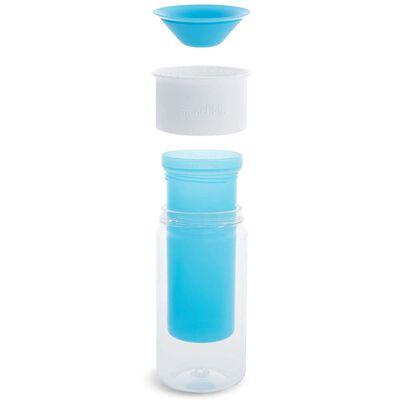 Munchkin Isolerad kopp personlig Miracle 360° blå
