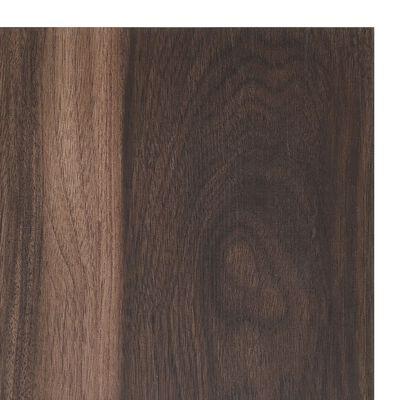 vidaXL Självhäftande golvplankor 55 st PVC 5,11 m² mörkbrun