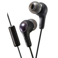 JVC Hörlur FX7M Gumy Plus In-Ear Mic Svart