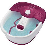 Revlon Fotbad med pedikyrset PediPrep vit och rosa RVFB7021PE