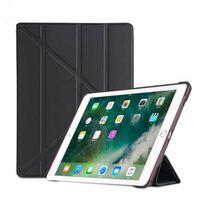 iPad fodral 9.7 tum Smart Cover Case och ställ - svart