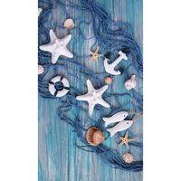 Good Morning Badlakan KEVIN 100x180 cm blå