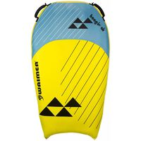 Waimea Uppblåsbar bodyboard Boogie Air PVC gul och blå 52WF-GEB-Uni