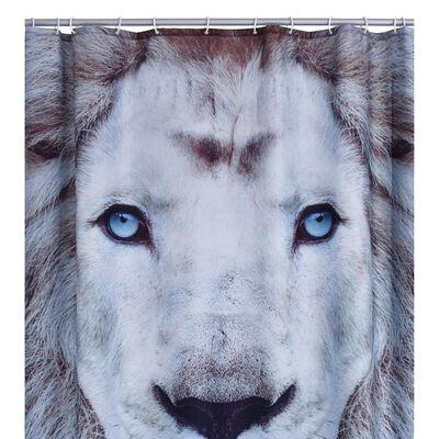 RIDDER Duschdraperi Lion 180x200 cm