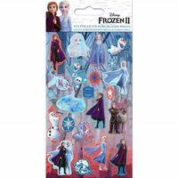 Frozen 2 / Frost 2, 22x Klistermärken
