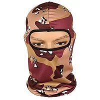Maskerad mask, Skidmask MC mm Kamoflage Camo MJ-007A