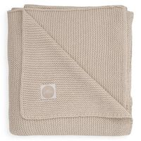 Jollein Filt Basic Knit 75x100 cm nougat