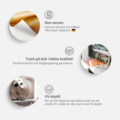 Fototapet - Blandning Av Musikstilar - 200x154 Cm