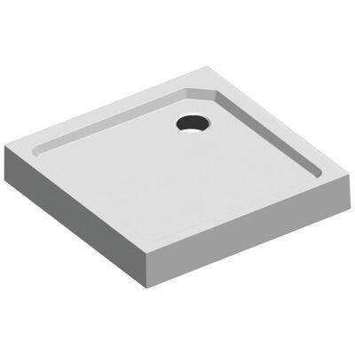 Get Wet by Sealskin Fusion Duschkar fyrkant 60431204610