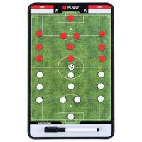 Pure2Improve Dubbelsidig taktikplatta för fotboll 35x22 cm P2I100680