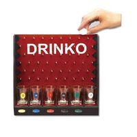 Partyspel Drinko shotglas 5 cl - Rött