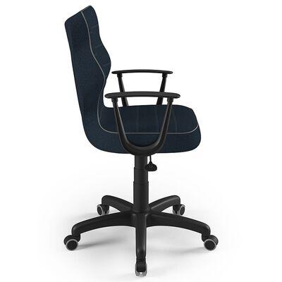 Entelo Ergonomisk kontorsstol Norm TW24 mörkblå och svart