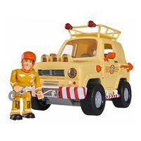 Fireman Sam Räddningsfordon Mounain 4x4