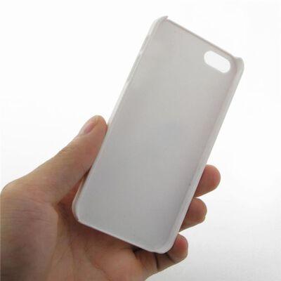Apple Iphone 4 4S Skal Skydd Matte Case Vit