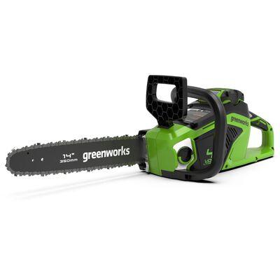 Greenworks Motorsåg 40 V 35 cm