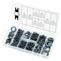 KS Tools Verktygssats med gummibrickor 110 delar