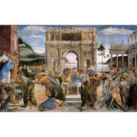 Punishment of the Rebels,Sandro Botticelli,60x40cm