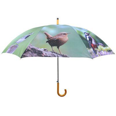 Esschert Design Paraply Birds 120 cm TP178
