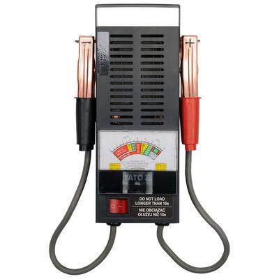 YATO Batteritestare 200-1000 A 6 V/12 V