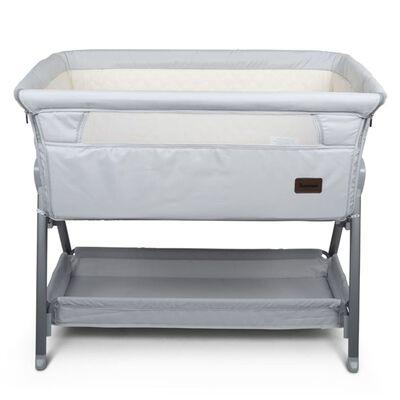 Baninni Babysäng Elia 92x55x82 cm ljusgrå