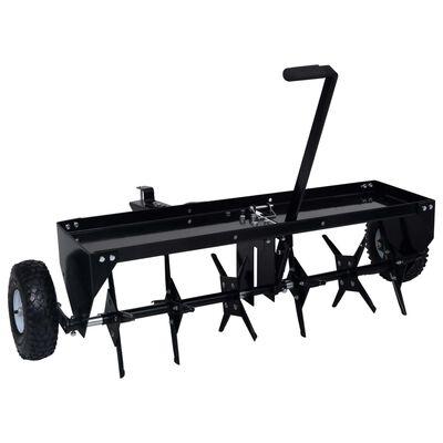 vidaXL Vertikalskärare för åkgräsklippare 102 cm