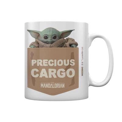 Baby Yoda, Mugg - Precious Cargo