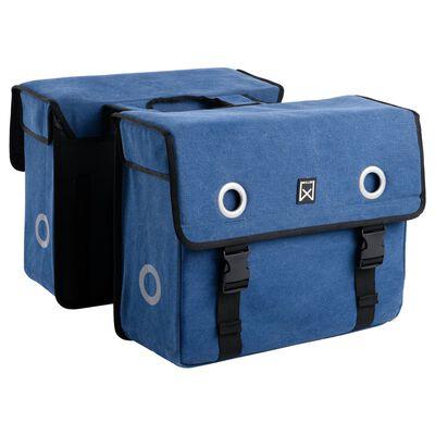 Willex Cykelväskor 52 L blå