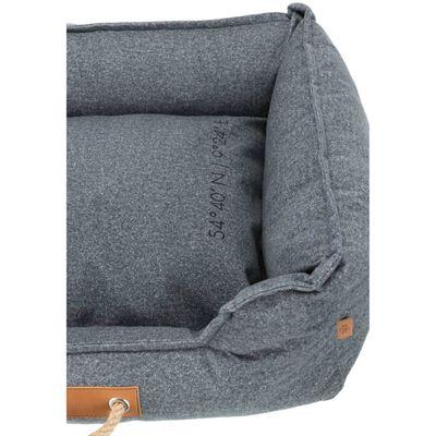 TRIXIE Hundbädd BE NORDIC Föhr Soft 80x60 cm grå