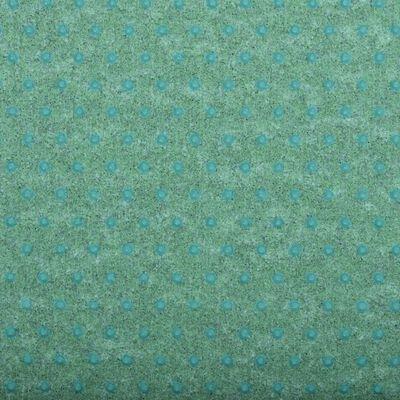 vidaXL Konstgräs med halkskydd PP 2x1,33 m grön