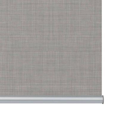 Decosol Rullgardin Deluxe grå translucent 150x190 cm