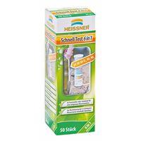 HEISSNER 6-i-1 Testremsor för dammvatten 50 st
