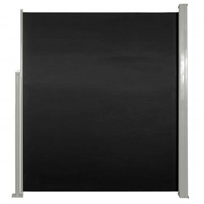 vidaXL Infällbar markis för uteplats 160 x 300 cm svart