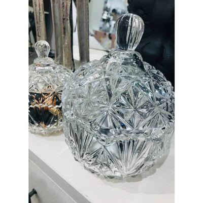 Gilbert Gilbert Skål Glas med lock