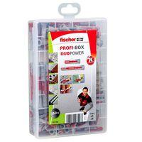 Fischer Plugg PROFI-BOX DUOPOWER kort/lång 150 st