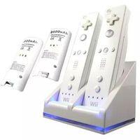 Wii Laddningsställ Bluelight Laddningsstation