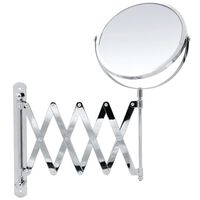 RIDDER Väggmonterad sminkspegel Jannin 16,5 cm