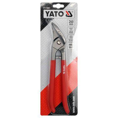 YATO Idealsax 260 mm höger
