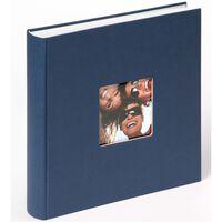 Walther Design Fotoalbum Fun 30x30 cm blå 100 sidor