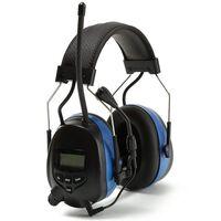 Hörselskydd med Bluetooth samt radio