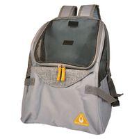 Duvo+ Ryggsäck för djur Promenade grå